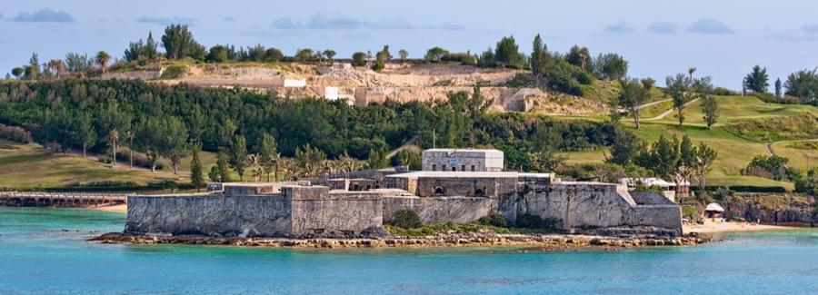 Se och göra på Bermuda